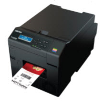 "CUSTOM TK306 3"" led kleur ticket printer"