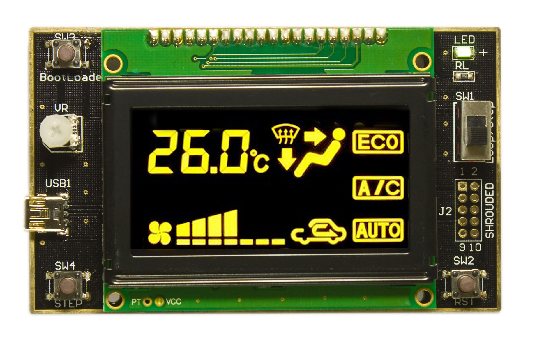 OLED Graphic Display