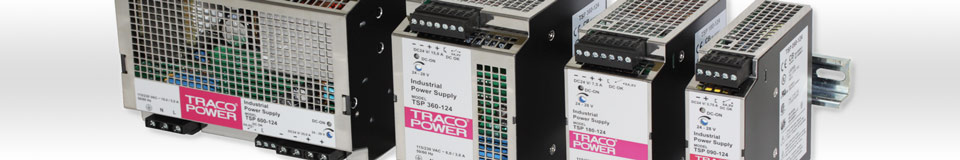Traco DIN-rail Power
