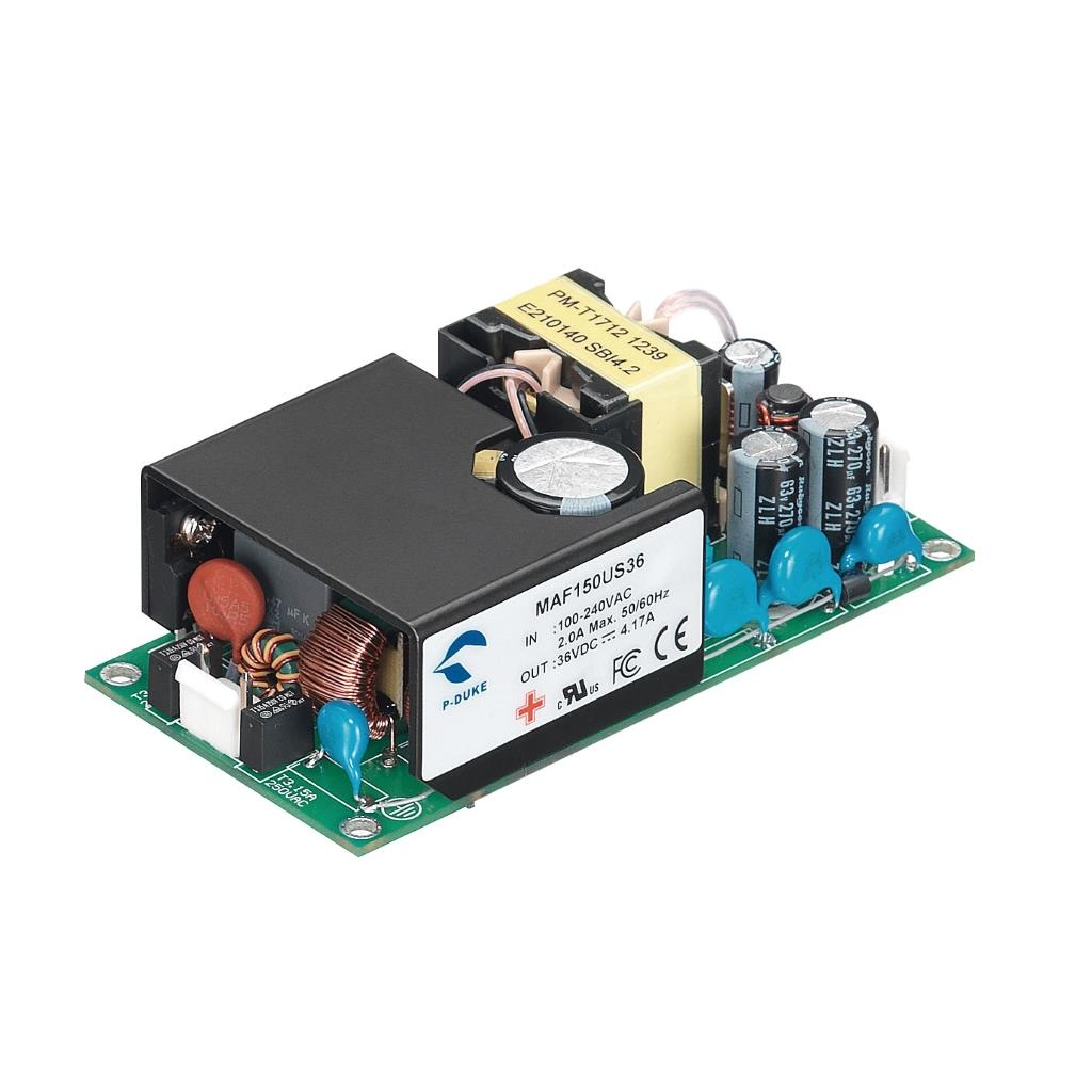 P-Duke MAF150US48 AC-DC single logic power supply with JST connector