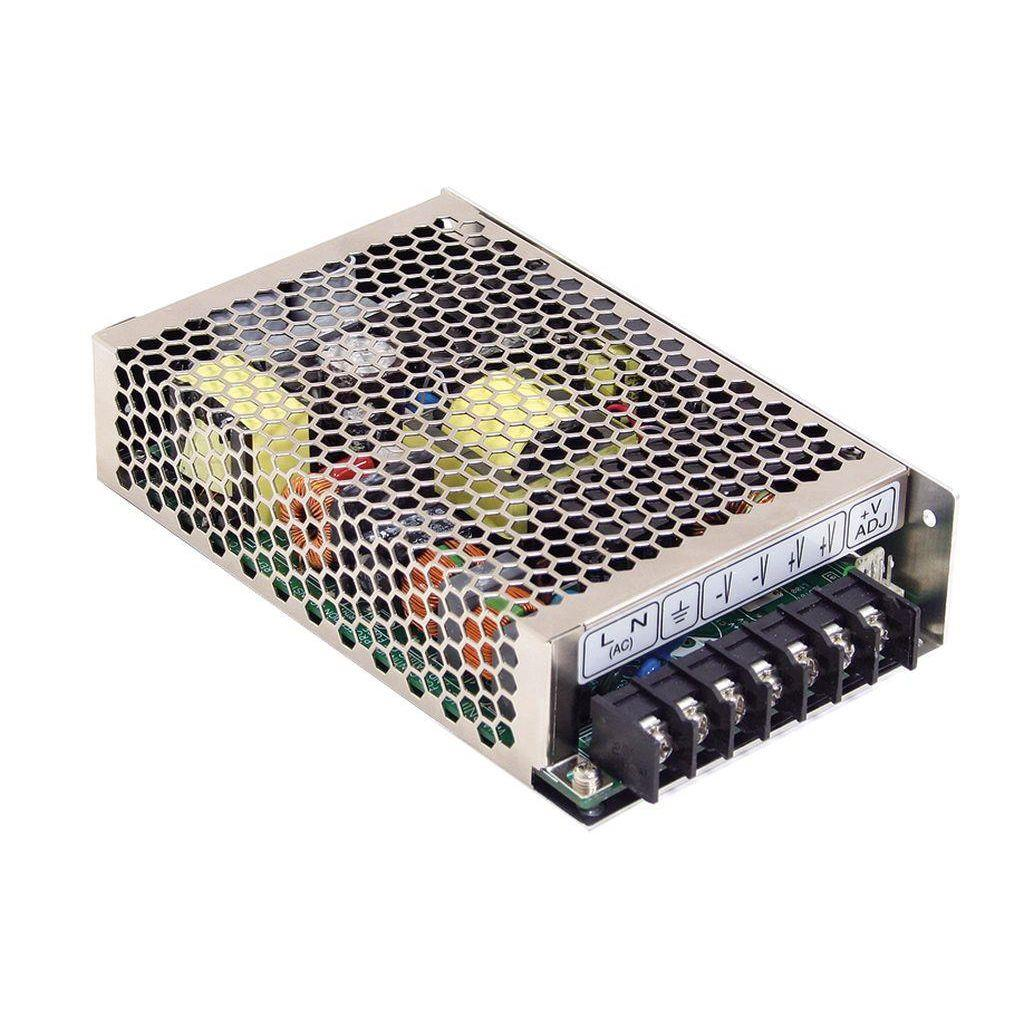 Mean Well MSP-100-3.3 AC/DC Box Type - Enclosed 3.3V 20A Power Supply