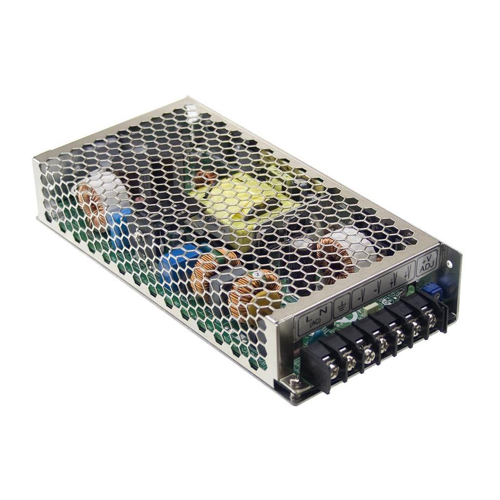 Mean Well MSP-200-12 AC/DC Box Type - Enclosed 12V 16.7A Power Supply