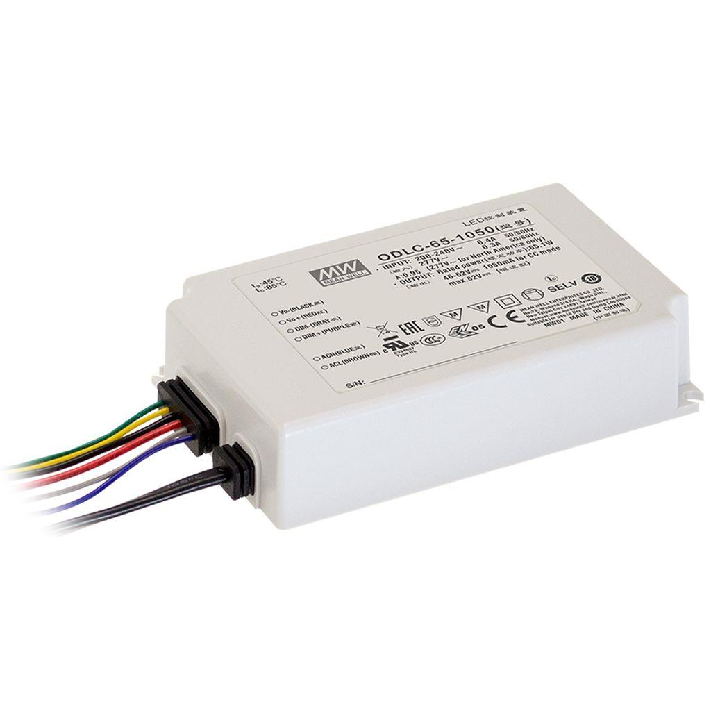 Mean Well AC/DC C.C Box Type - Enclosed 62V 1.05A LED Driver