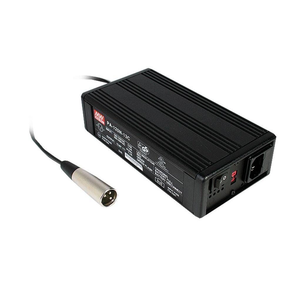 Mean Well PB-120N-27P AC/DC Desktop 27.6V 4.3A charger