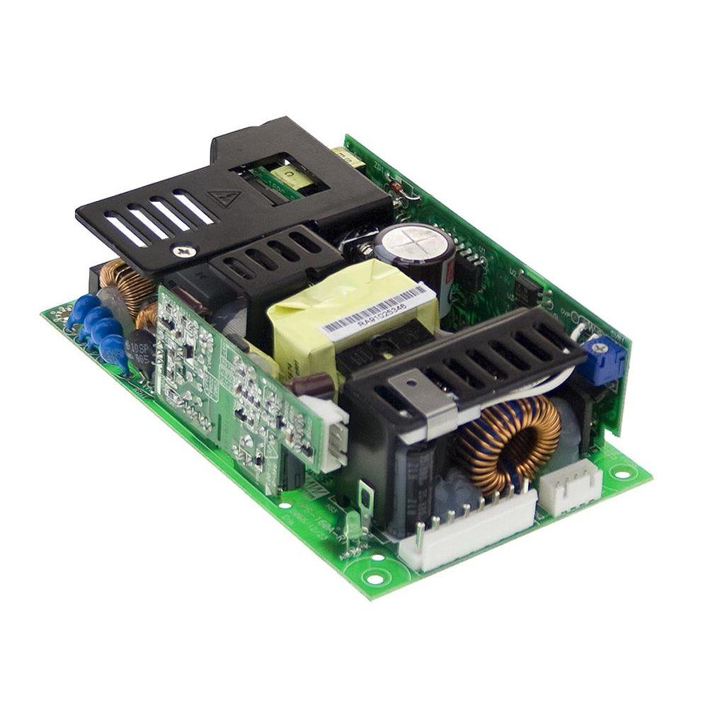 Mean Well RPT-160D AC/DC Open Frame - PCB 5V 11A Power Supply