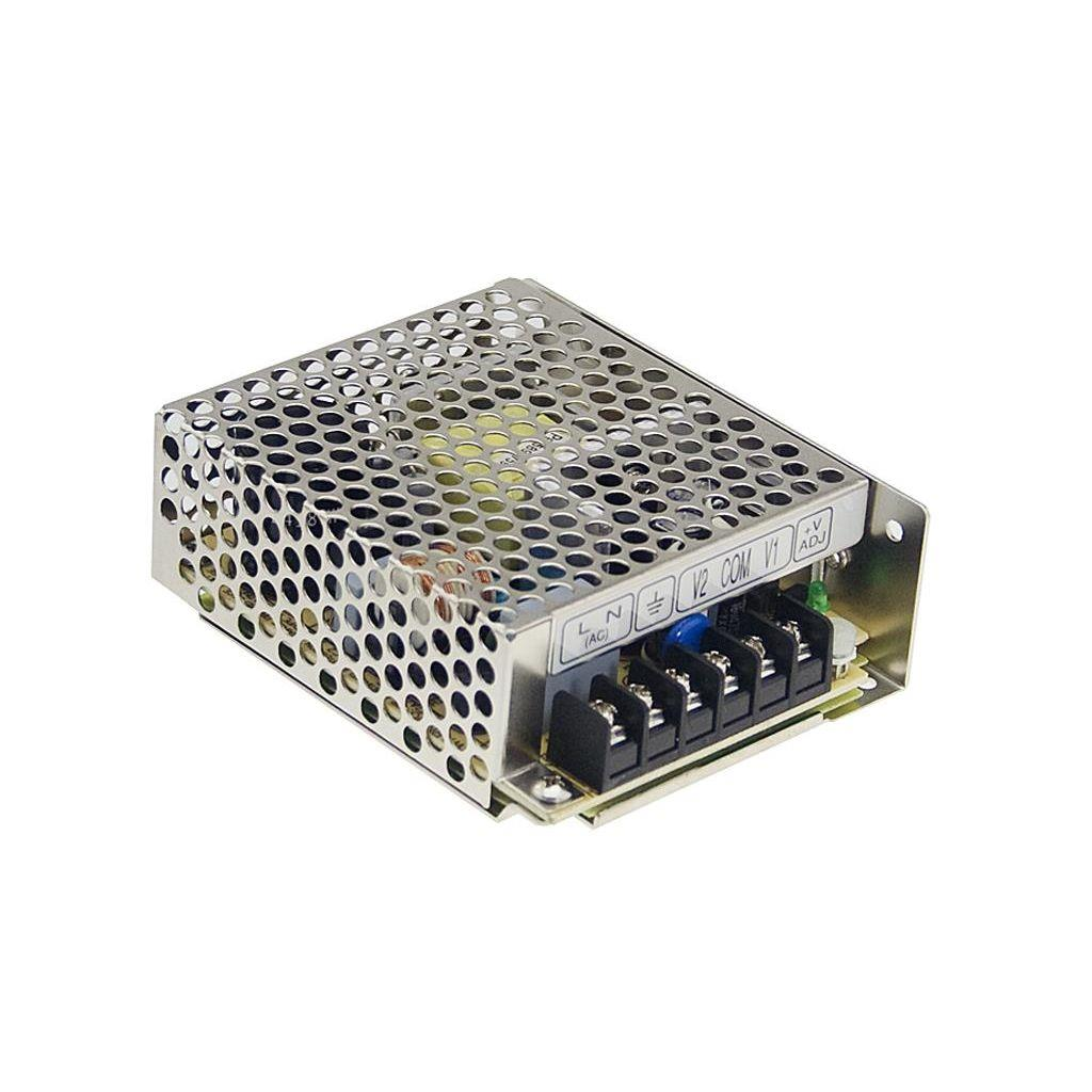 RS-35-5 AC/DC Box Type - Enclosed 5V 7A Power Supply
