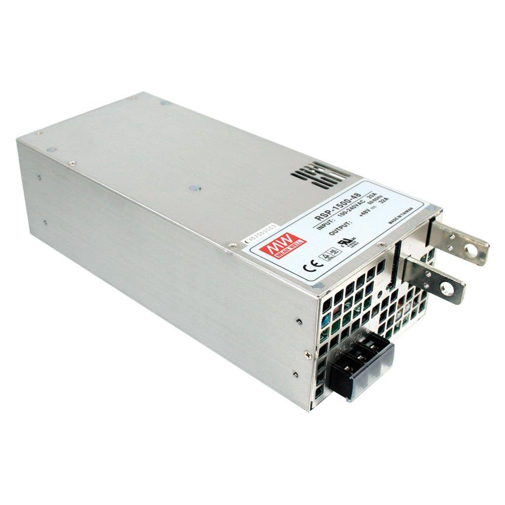 Mean Well RSP-1500-15 AC/DC Box Type - Enclosed 15V 100A Power Supply