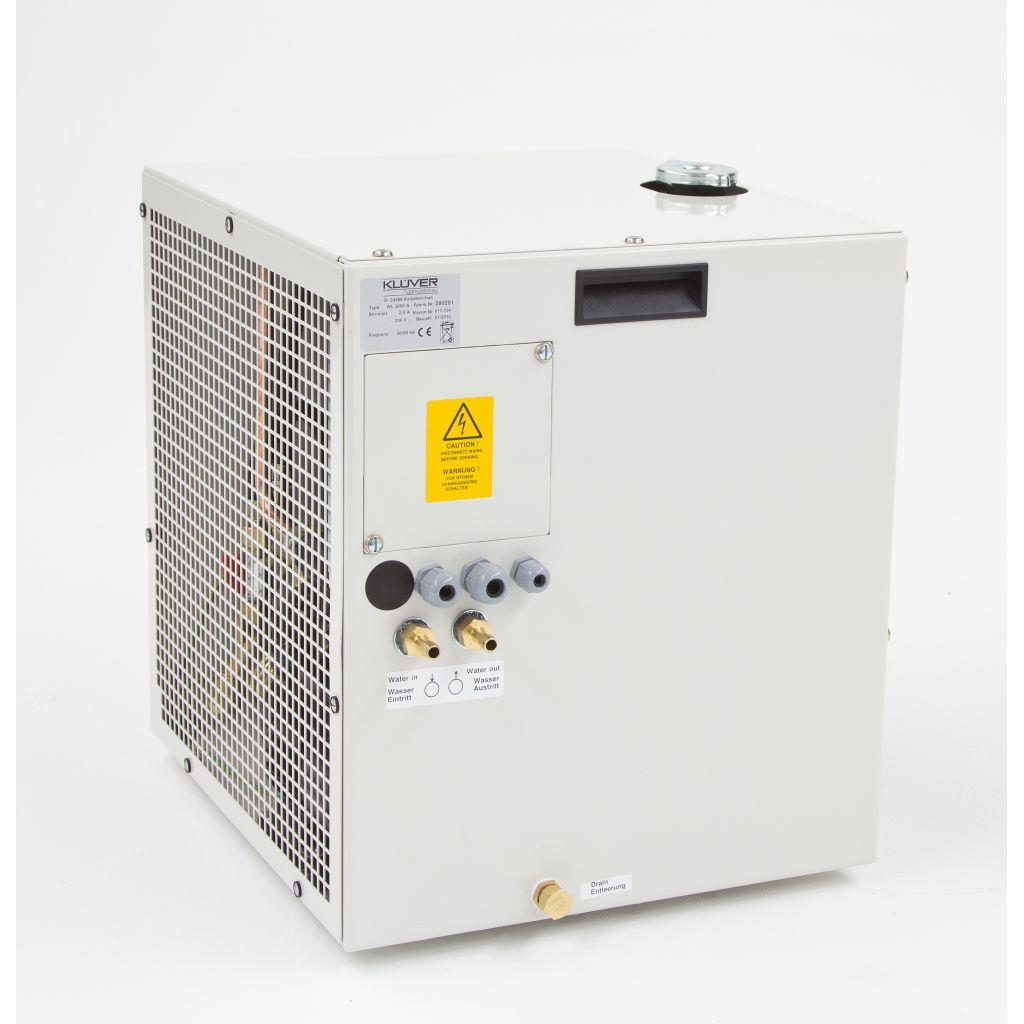 Laird WL 5000 Liquid Cooling System Liquid-to-Air Type; Cooling Capacity 5000 Watts; Input Voltage 230 VAC; Current 2.6 Amps; Flow Rate 6.5 lpm @ 4 bar; L480xW400xH480mm; Weight 38.5 kg