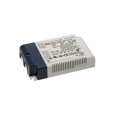 Mean Well AC/DC Box Type - Enclosed 24V 45A Power Supply