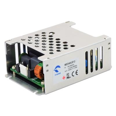 P-Duke MED40US53-T AC-DC single logic power supply with terminal block