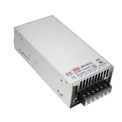 Mean Well MSP-600-36 AC/DC Box Type - Enclosed 36V 17.5A Power Supply