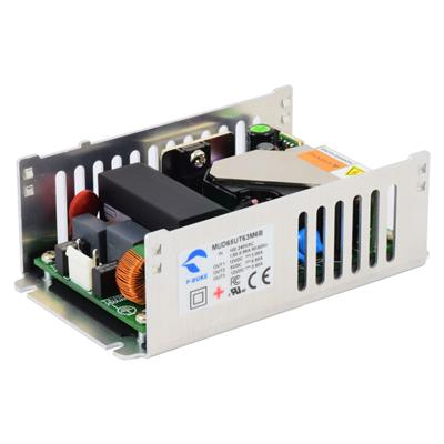 P-Duke MUD65UT73M7B-M AC-DC triple logic power supply with Molex connector