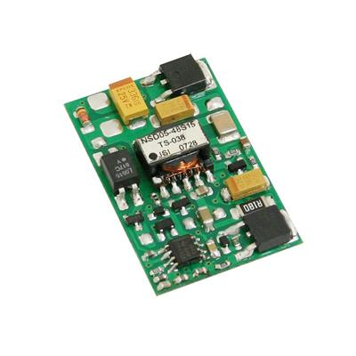Mean Well NSD05-12S12 DC/DC Open Frame - PCB  12V 0.42A Converter