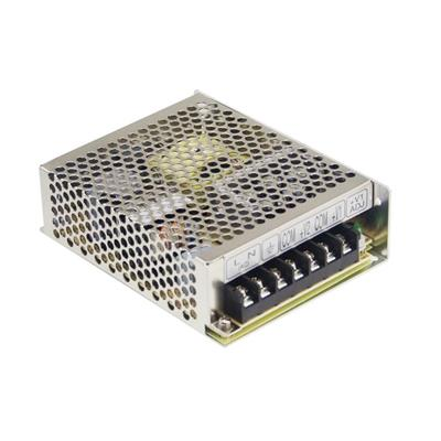 Mean Well RS-75-3.3 AC/DC Box Type - Enclosed 3.3V 15A Power Supply