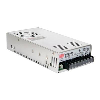 Mean Well S-320-27 AC/DC Box Type - Enclosed 27V 11A Power Supply