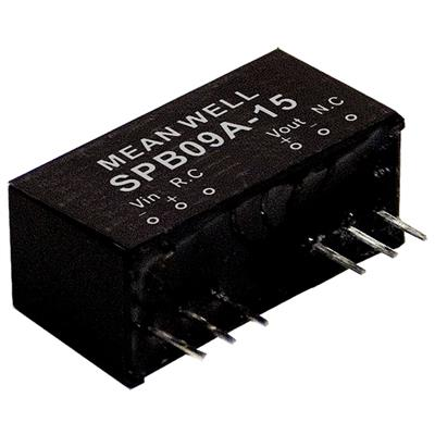 Mean Well SPB09C-03 DC/DC PCB Mount - Through Hole 3.3V 2A Converter