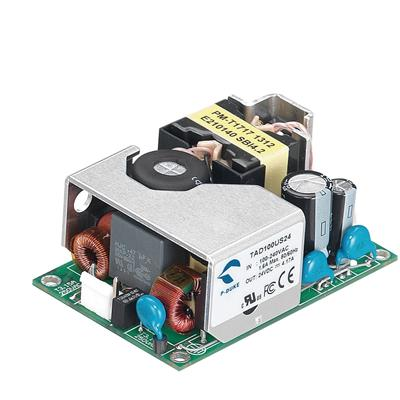 P-Duke TAD100US24B AC-DC single output power supply with JSP connector